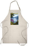 Olympic National Park, Washington - Lake Crescent Apron Apron