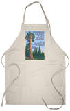 General Grant Tree - Kings Canyon National Park, California Apron Apron