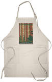 Pfeiffer Big Sur State Park, California - Giant Redwoods Apron Apron