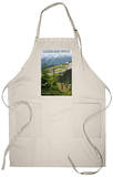 Hurricane Ridge, Olympic National Park, Washington Apron Apron