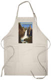 Tower Falls - Yellowstone National Park Apron Apron