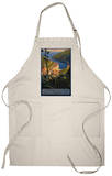 La Riviera Italienne: From Rapallo to Portofino Apron Apron