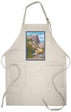 Big Horn Sheep, Rocky Mountain National Park Apron Apron