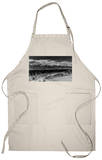 Montana - View of Flathead Lake Apron Apron