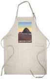 Haystack Rock, Cannon Beach, Oregon Apron Apron