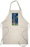 Space Needle Worlds Fair - Seattle, WA Apron Apron