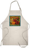 Camellia Orange Label - Redlands, CA Apron Apron