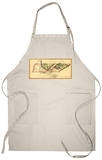Tennessee - Panoramic Map Apron Apron