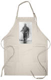 Comanche Chief Quanah Parker Apron Apron