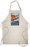 Mount Washington, New Hampshire - Cog Railroad Apron Apron