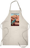 Petrified Forest National Park - Arizona Apron Apron