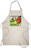 Redlands Best Orange Label - Redlands, CA Apron Apron