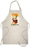 Norway - The Cradle of Skiing Apron Apron