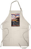 Union Train Station - Portland, Oregon Apron Apron