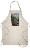 Glacier National Park - Going-To-The-Sun Road, c.2009 Apron Apron