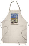 Scotty's Castle, Death Valley, California Apron Apron