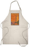 Desert Watchtower, Grand Canyon, Arizona Apron Apron
