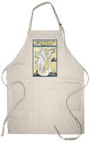 Narragansett Bay, Rhode Island Nautical Chart Apron Apron