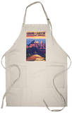 Grand Canyon National Park - Bright Angel Point Apron Apron