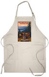 Great Smoky Mountains - Cades Cove, c.2009 Apron Apron