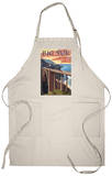 Bixby Bridge - California Coast Apron Apron