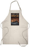 Mammoth Cave National Park, Kentucky, Echo River Apron Apron