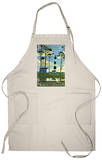 Bodie Island Lighthouse - Outer Banks, North Carolina Apron Apron