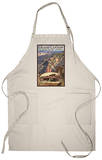 Grand Canyon National Park, Arizona, El Tovar Hotel Apron Apron