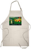 St. Andrews Vintage - Europe Apron Apron