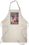 Mt. Whitney, California Peak Apron Apron
