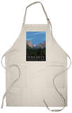 Yosemite Valley Scene, California, c.2009 Apron Apron