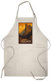 Sentinel, Yosemite National Park, California Apron Apron