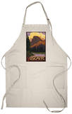 Half Dome, Yosemite National Park, California Apron Apron