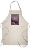 Puerto Rico, USA - Travel Apron Apron