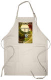 Letchworth State Park, New York - Grand Canyon of the East Apron Apron