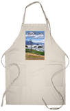Cannon Beach from Ecola State Park, or, c.2009 Apron Apron