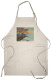 Carmel, Monterey, & Pacific Grove, CA - Welcomes Apron Apron
