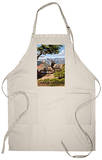 Grand Canyon National Park - Elk & Point Imperial Apron Apron