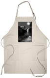 Snoqualmie Falls, Washington, View of the Falls at Night Apron Apron