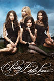 Pretty Little Liars - Dirty Poster