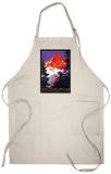 La Chaine De Mont-Blanc - Europe Apron Apron