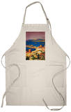 Syria - French Travel, Touring in Syria Apron Apron