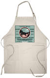 Cape Cod, Massachusetts - Pointer Brand Cranberry Label Apron Apron