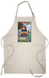 Key West, Florida - Southernmost Point Apron Apron