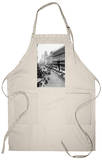 San Francisco, California - Emporium and Market Street Cable Cars Apron Apron