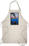 Italy - Lake Garda Travel Apron Apron