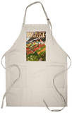 Pike Place Market Produce - Seattle, WA Apron Apron