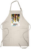 Valais, Switzerland - The Land of Sunshine Apron Apron