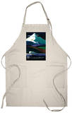 Western Pacific California Zephyr Vintage - Europe Apron Apron