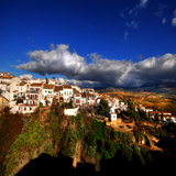 Ronda Photographic Print by Philippe Sainte-Laudy